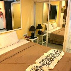 Отель Lords Place 2* Стандартный номер разные типы кроватей фото 3