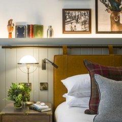 Kimpton Charlotte Square Hotel 5* Стандартный номер с двуспальной кроватью фото 5