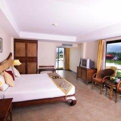 Floral Hotel Lakeview Koh Samui 3* Номер Делюкс с различными типами кроватей фото 2