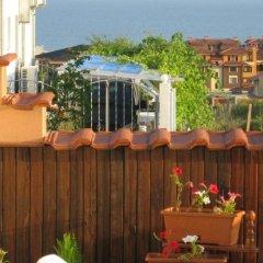 Отель Villa Kalina балкон