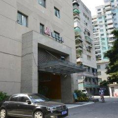 Отель Jinjiang Inn Guangzhou Liwan Chenjia Temple Китай, Гуанчжоу - отзывы, цены и фото номеров - забронировать отель Jinjiang Inn Guangzhou Liwan Chenjia Temple онлайн парковка