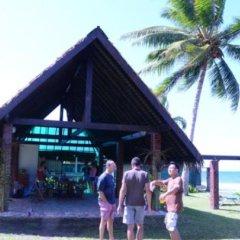 Отель Fare Arearea бассейн