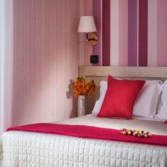 Hotel Villa Bianca 3* Улучшенный номер двуспальная кровать фото 3