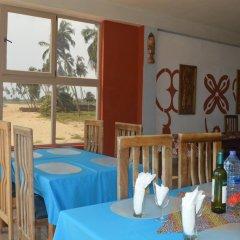 Отель Elmina Bay Resort питание