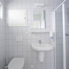 Отель Oslo Vandrerhjem Haraldsheim Осло ванная