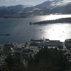 Отель Norhostel Apartment Норвегия, Олесунн - отзывы, цены и фото номеров - забронировать отель Norhostel Apartment онлайн приотельная территория фото 2