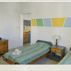 Hibernia Residence & Hostel Слима комната для гостей фото 2