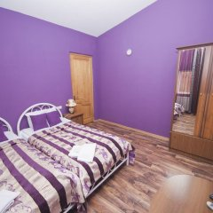 Отель Леадора 2* Стандартный номер с 2 отдельными кроватями фото 6