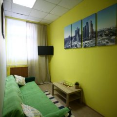 Хостел Артист на проспекте Мира Стандартный номер с двуспальной кроватью фото 9