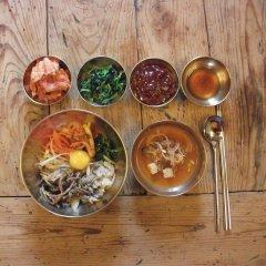 Отель Hyosunjae Hanok Guesthouse питание фото 3