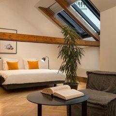 Отель Zatecka N°14 Чехия, Прага - отзывы, цены и фото номеров - забронировать отель Zatecka N°14 онлайн комната для гостей фото 5