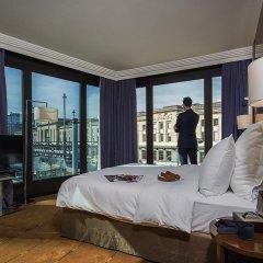 Отель Warwick Geneva 4* Стандартный номер с двуспальной кроватью фото 4
