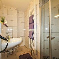 Отель Ferienhof Rieger ванная фото 2
