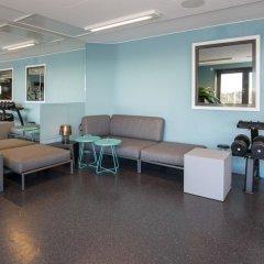 Отель Scandic Laholmen фитнесс-зал фото 4