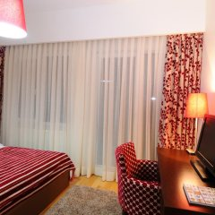 Отель Cheya Gumussuyu Residence 4* Апартаменты с различными типами кроватей фото 17