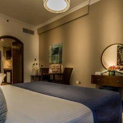 First Central Hotel Suites 4* Студия Делюкс с различными типами кроватей фото 3