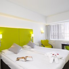 Thon Hotel Brussels City Centre 4* Стандартный номер с разными типами кроватей фото 7