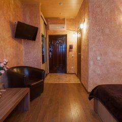 Мини-отель Бархат Номер Комфорт с двуспальной кроватью фото 6