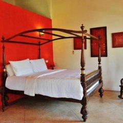 Отель Galle Heritage Villa by Jetwing 4* Номер Делюкс с различными типами кроватей фото 14
