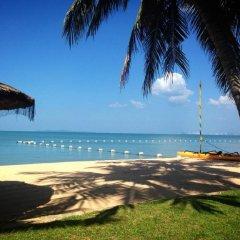 Отель Sea Village Beach Front пляж