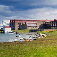 Отель The Singular Patagonia парковка