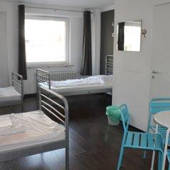 Station - Hostel For Backpackers Кровать в общем номере фото 6