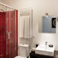 Отель Casa do Jasmim by Shiadu Португалия, Лиссабон - отзывы, цены и фото номеров - забронировать отель Casa do Jasmim by Shiadu онлайн ванная фото 2