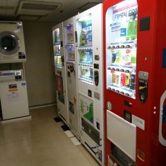 Kobe Sannomiya Tokyu REI Hotel Кобе банкомат