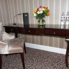 Baltic Beach Hotel & SPA 5* Представительский люкс разные типы кроватей фото 3