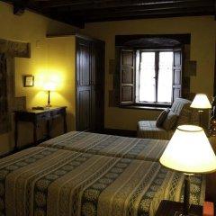 Отель La Casa del Organista 3* Стандартный номер с двуспальной кроватью фото 9