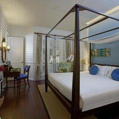 Отель Manathai Koh Samui 4* Номер Делюкс с различными типами кроватей фото 6