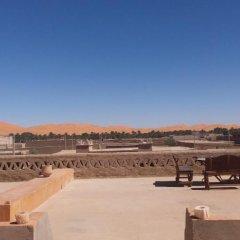 Отель Maison Merzouga Guest House Марокко, Мерзуга - отзывы, цены и фото номеров - забронировать отель Maison Merzouga Guest House онлайн балкон