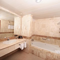 Отель Grand Bahia Principe Aquamarine ванная