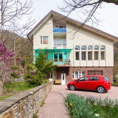 Гостевой дом Родник Номер категории Эконом с различными типами кроватей фото 4