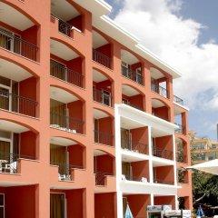 Отель Carina Beach Aparthotel - Free Private Beach 3* Студия фото 15