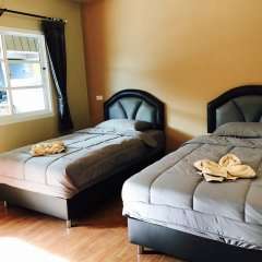 Отель Benwadee Resort 2* Номер категории Эконом с различными типами кроватей фото 10
