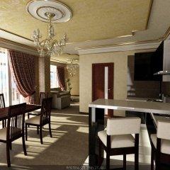 Гостиница VIP-резиденция Буковель Улучшенные апартаменты с различными типами кроватей фото 3