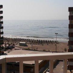 Отель Apartamentos Mary Испания, Фуэнхирола - отзывы, цены и фото номеров - забронировать отель Apartamentos Mary онлайн балкон
