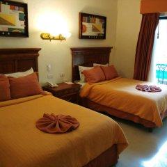 Отель Gran Real Yucatan 3* Стандартный номер с разными типами кроватей фото 2
