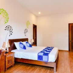 Отель Tra Que Riverside Homestay 2* Улучшенный номер с различными типами кроватей фото 4