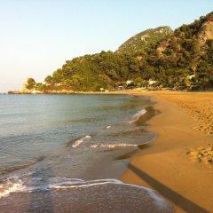 Отель Corfu Glyfada Menigos Resort 3* Апартаменты с 2 отдельными кроватями