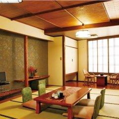 Отель Mochiduki Ryokan Минамиогуни комната для гостей