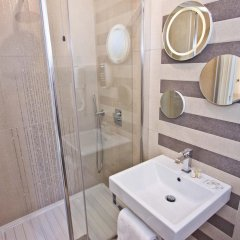 Отель Zaccardi 3* Стандартный номер с различными типами кроватей фото 4