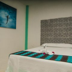 Отель Villas Tiburon by The Beach 3* Стандартный номер с различными типами кроватей фото 10