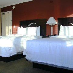 Отель Comfort Inn Near the Sunset Strip удобства в номере
