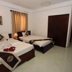 N.Y Kim Phuong Hotel 2* Улучшенный номер с различными типами кроватей фото 2