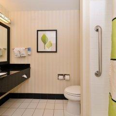 Отель Fairfield Inn And Suites By Marriott Columbus West 3* Стандартный номер