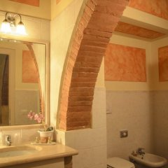 Отель Villa Di Nottola 4* Люкс с различными типами кроватей фото 7
