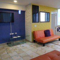 Отель Apartamentos Commodore Bay Club Колумбия, Сан-Андрес - отзывы, цены и фото номеров - забронировать отель Apartamentos Commodore Bay Club онлайн комната для гостей фото 4