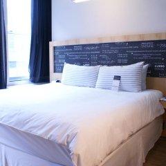 Отель TRYP By Wyndham Times Square South 4* Номер категории Премиум с двуспальной кроватью фото 2